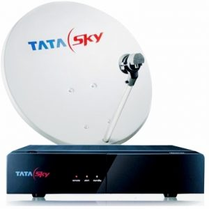 Tata Sky SD Connection