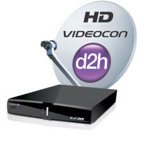 Videocon d2H HD Recorder