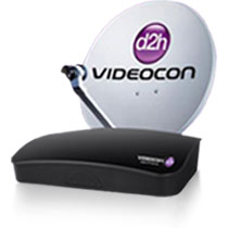 Videocon D2H SD Set Top Box