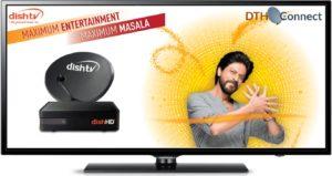 Dish HD+ Shahrukh Khan