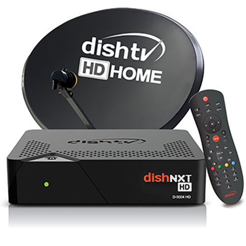 2730bd69a Dish TV HD Set Top Box Offer- Buy Online at Rs.999 (package price extra)