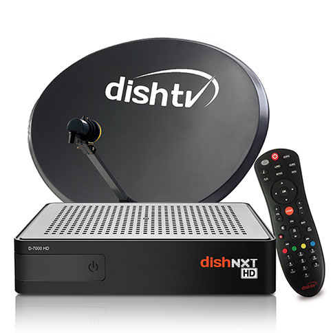 Dish TV Nxt HD Premium with Annual Prime HD Pack